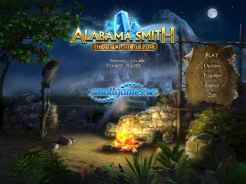 Alabama Smith 2: In The Quest of Fate