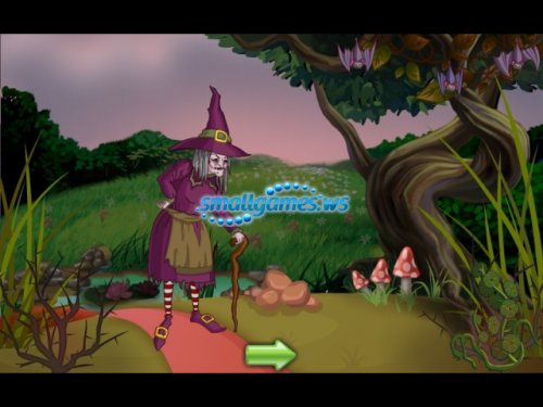 Волшебные феи и Злая Колдунья