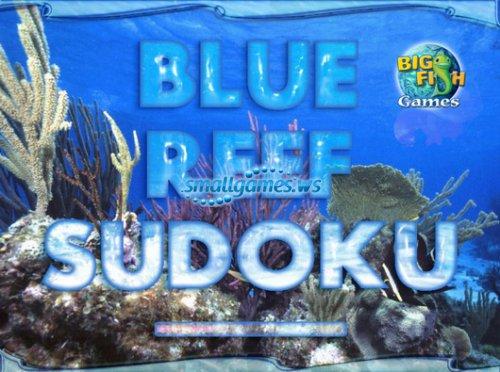 Blue Reef Sudoku [ENG]