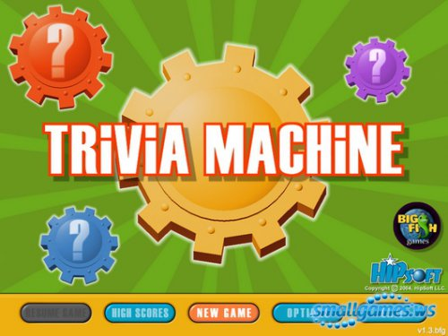 Trivia Machine [ENG]