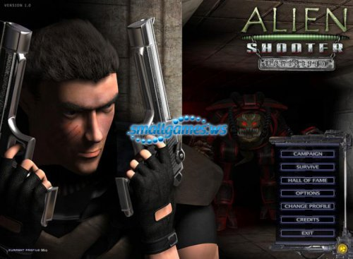 Alien Shooter - Revisited (RUS)