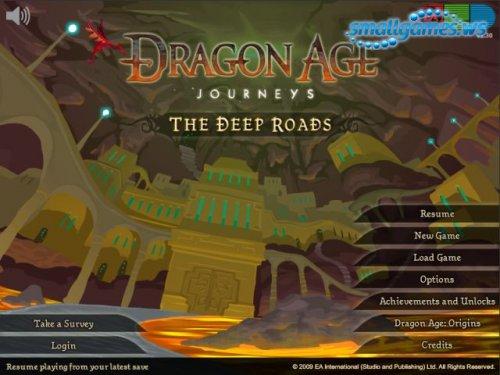 Dragon Age Journeys: The Deep Roads