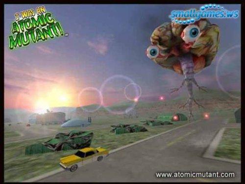 I was an Atomic Mutant - Убойные будни