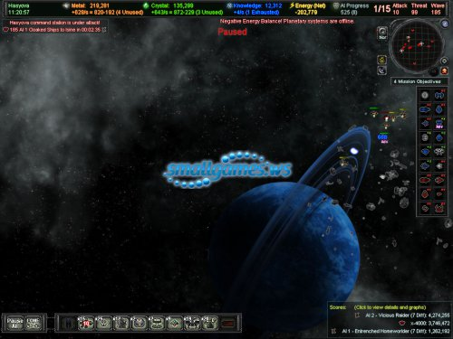 AI War: Fleet Command (2009/ENG)