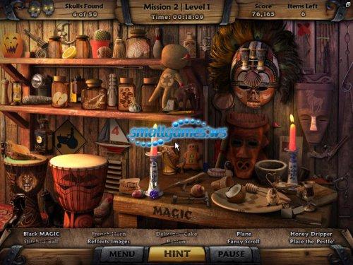 Amazing Adventures 3: The Caribbean Secret