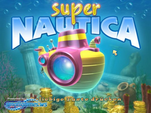 Super Nautica - Golden Sub [DEU / ENG]