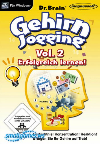 Dr. Brain Gehirnjogging Vol. 2 (2009/ENG/DE)