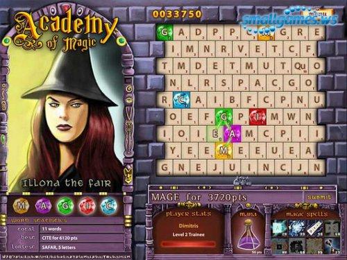 Academy of Magic: Word Spells