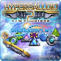 Hyperballoid 2: Time Rider [ENG]