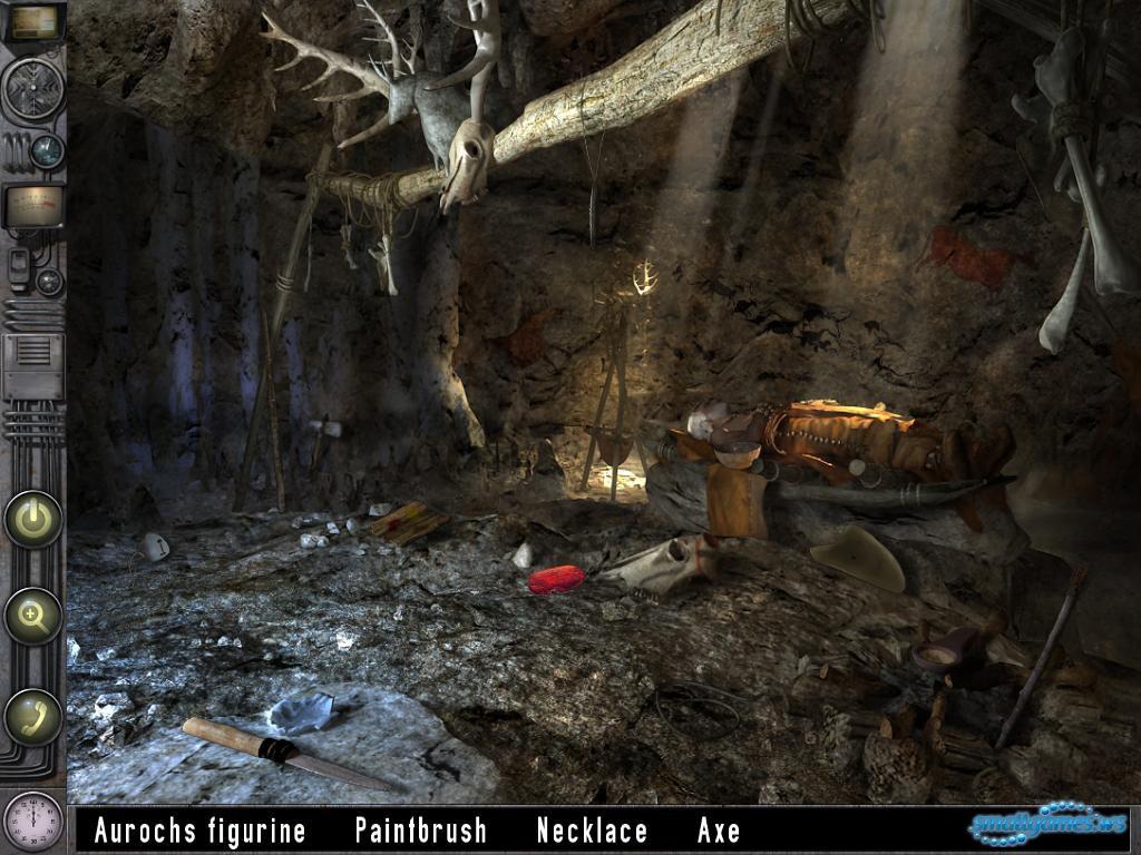 App Screenshots The Time Machine Hidden Object-6.