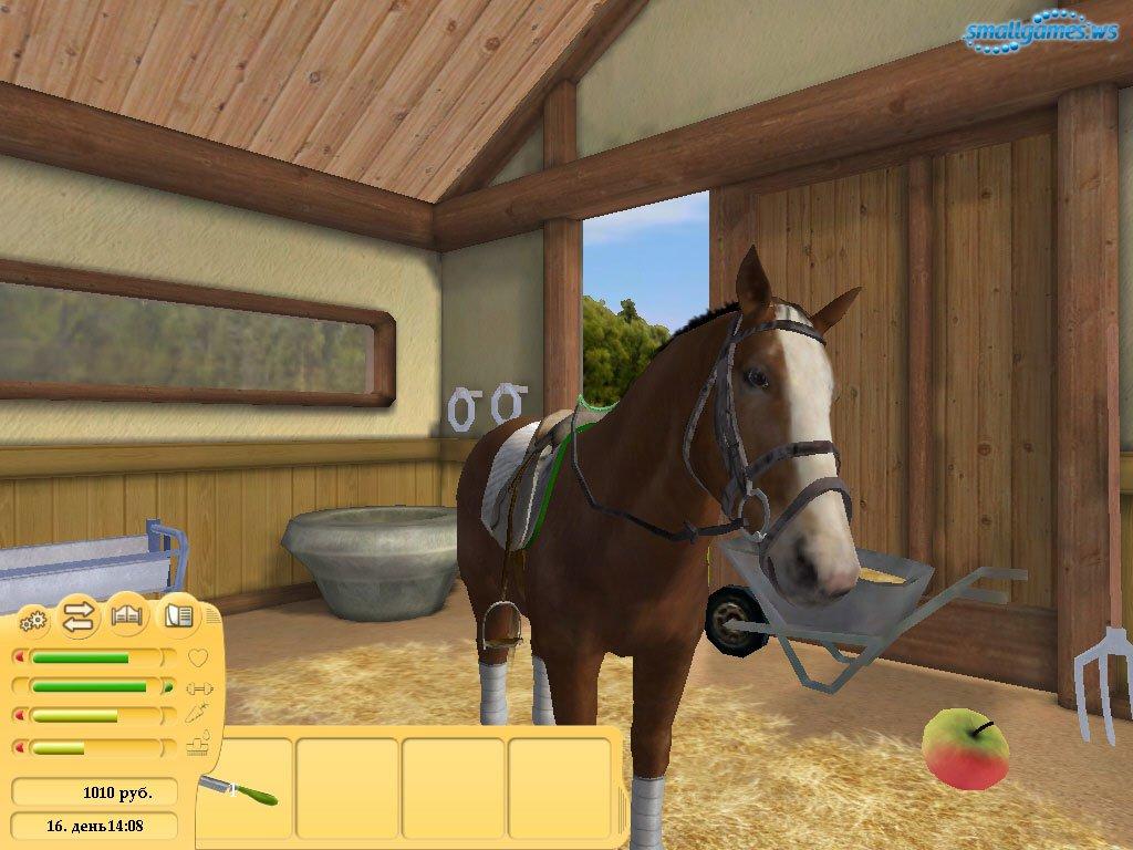 Скачать игру моя лошадь на компьютер торрент