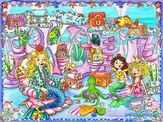 игра принцесса лилифи играть