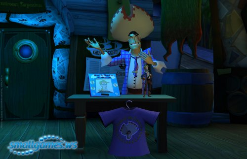 The Trial and Execution of Guybrush Threepwood