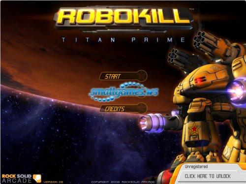 Robokill: Titan Prime