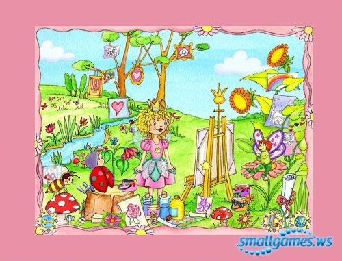 Принцесса Лилифи. Рисуем с принцессой Лилифи.