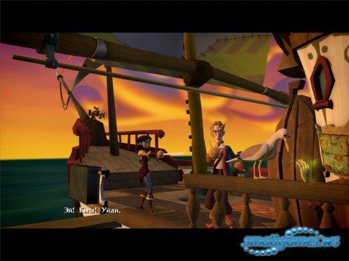 Tales of Monkey Island:Часть 2 - Осада рыбацкого рифа (2009/RUS)