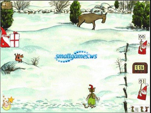 Петсон и Финдус - Рождественская Сказка