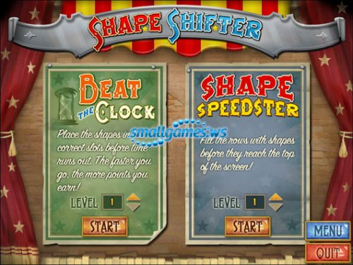 ShapeShifter [ENG]