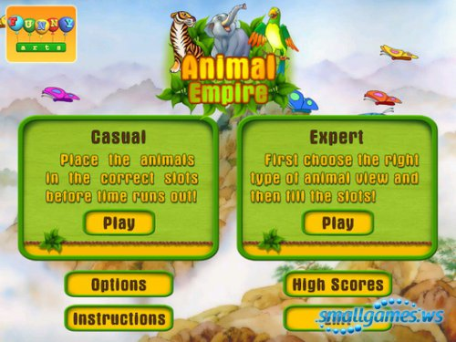 Animal Empire [ENG]