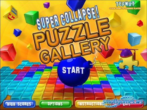 Super Collapse! Puzzle Gallery [ENG]