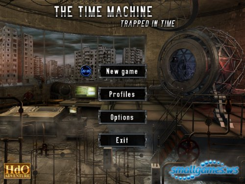 HdO Adventure: The Time Machine - Trapped in Time
