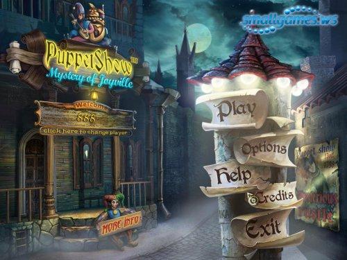 PuppetShow: Mystery of Joyville [Русская версия]