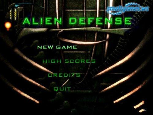 Alien Defense