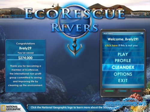 Nat Geo Eco Rescue: Rivers