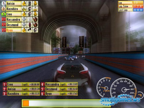 GT Speed Racing (2009/DE)