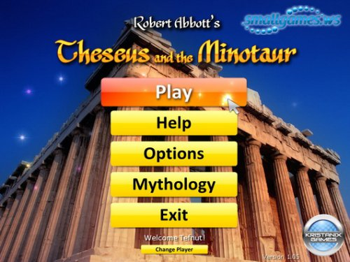 Theseus and the Minotaur [ENG]