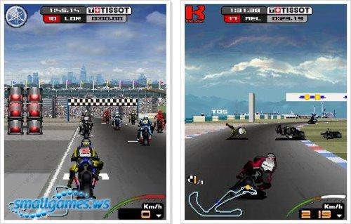 MotoGP 09 (JAVA)