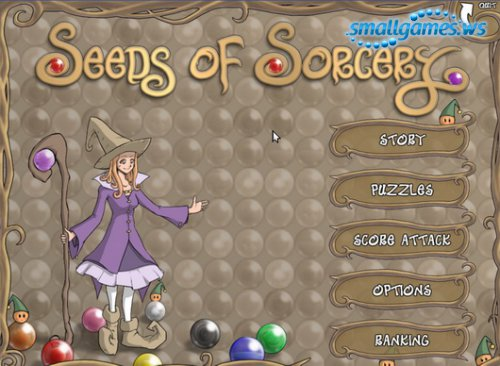 Seeds of Sorcery [ENG]