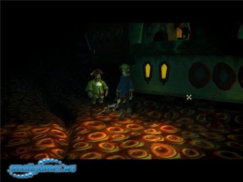 Tales Of Monkey Island. Глава 3 - Логово Левиафана