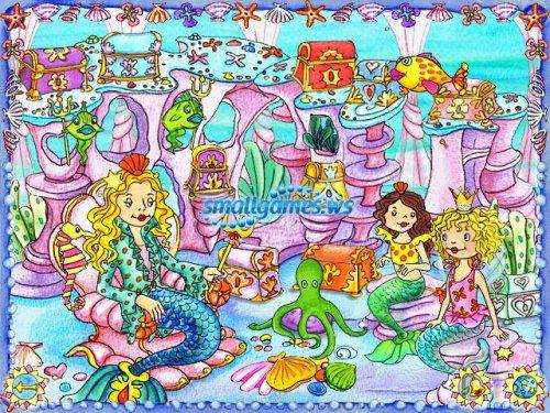 Принцесса Лилифи. Принцесса Лилифи у русалочки