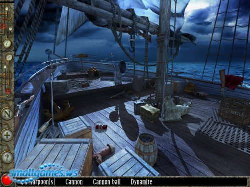 HdO Adventure: 20000 Leagues Under The Sea - Captain Nemo