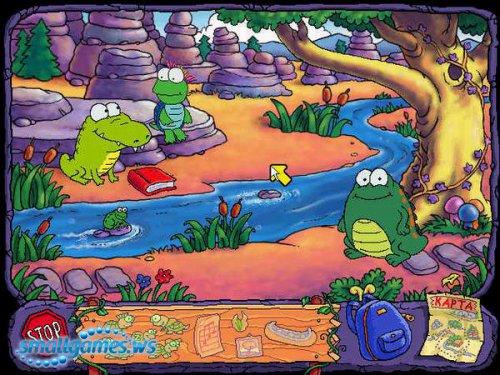 Дракончик Гоша спасает черепах
