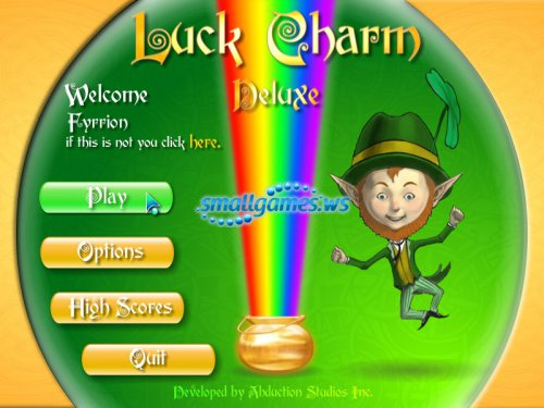 Luck Charm Deluxe