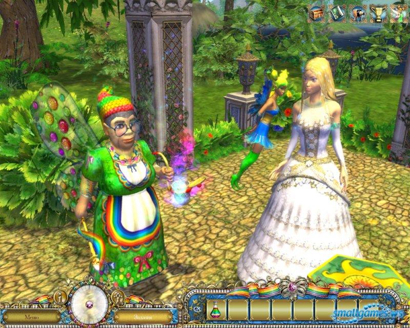 Скачать игру приключение принцессы волшебная радуга