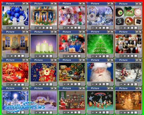 20 Christmas Puzzles