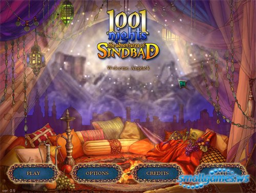 1001 Nights The Adventures Of Sindbad