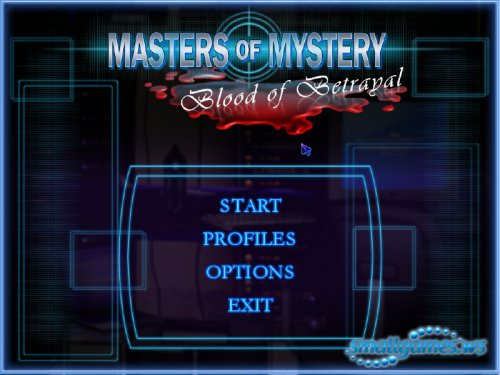 Masters of Mystery 2: Blood of Betrayal