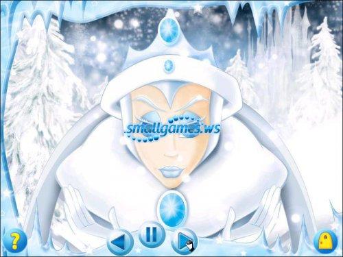 Сказочные подружки. Снежная королева