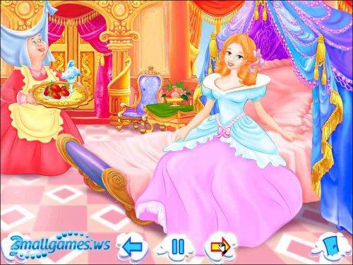 Сказочные подружки. Спящая красавица