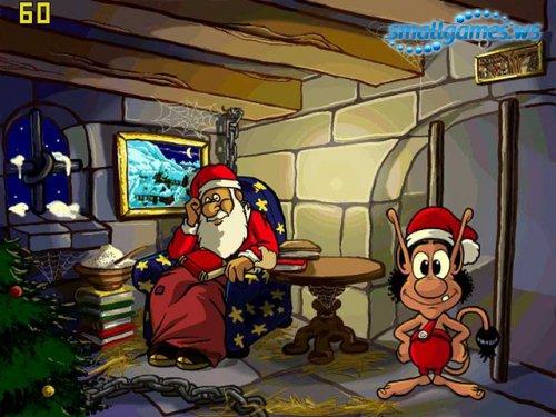 Кузя спасает Рождество