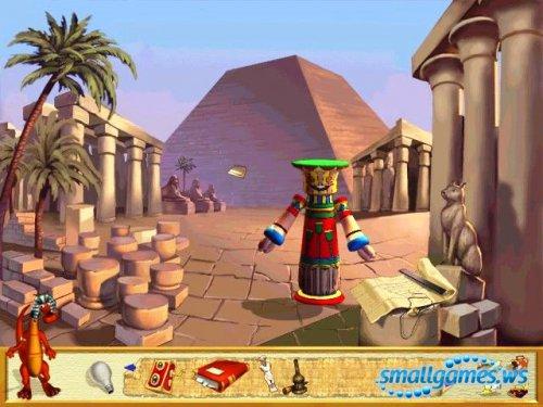 Египет. Мумия и Колдун