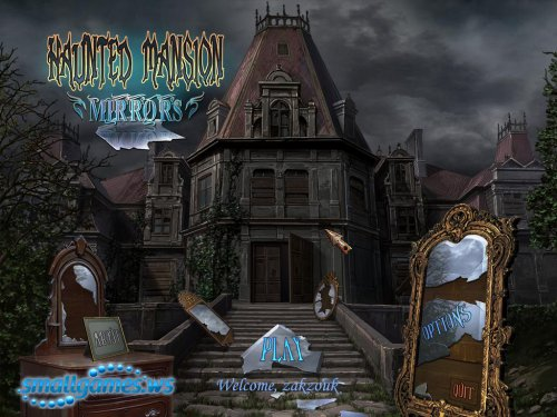 Haunted Mansion: Mirrors
