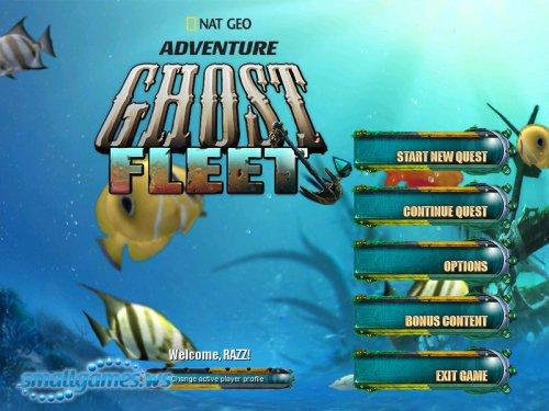 Nat Geo Presents: Ghost Fleet