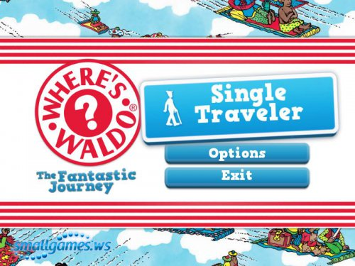 Wheres Waldo: The Fantastic Journey
