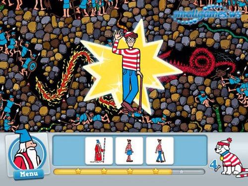 Wheres Waldo: The Fantastic Journey