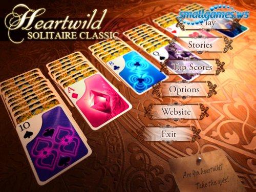 Heartwild Solitaire Classic